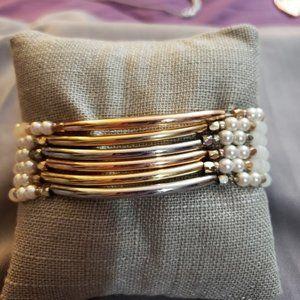 """""""Nilla"""" Bracelets - set of 6"""